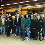 Neue talentierte Fachkräfte im Kfz-Gewerbe als Mechatroniker-In verabschiedet