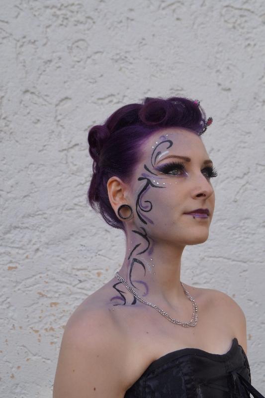 Prinzessin Makeup