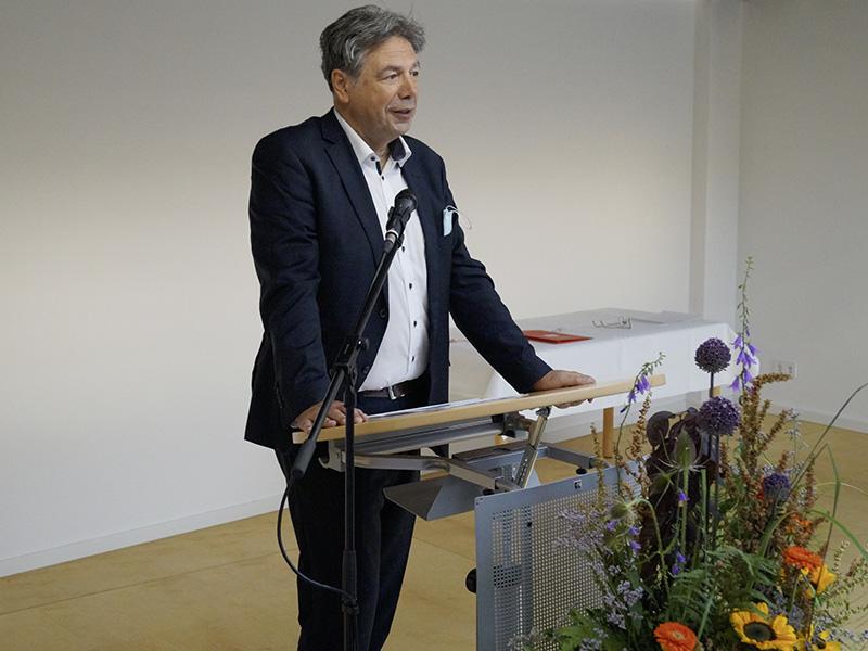 Abtl. Gesundheit Abteilungsleiter Wolfgang Burkhardt